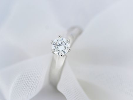 Ring 0,50ct w/si  5